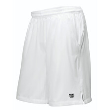 Wilson Men's Rush 10 Tennis Woven Short White