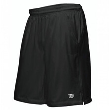 Wilson Men's Rush 10 Tennis Woven Short Black