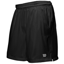 Wilson Men's Rush 9 Tennis Woven Short Black