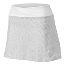 Wilson Women's Striated 13.5inch Skirt White