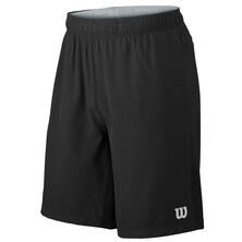 Wilson Hybrid Stretch Woven Knit 9inch Men's Short Black