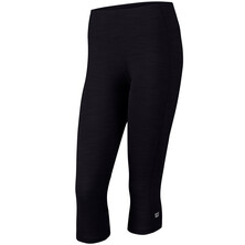 Wilson Rush Capri Women's Tights Black