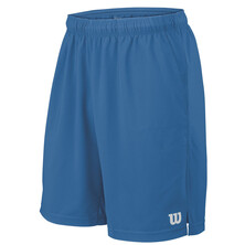 Wilson Men's Rush 9 Tennis Woven Short Deep Blue