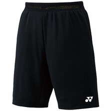 Yonex 15075 Men's Performance Shorts Black
