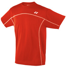 Yonex YTM1 Mens Training Men's T-Shirt Red