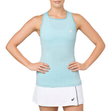 Asics Women's Tank Top Porcelain Blue