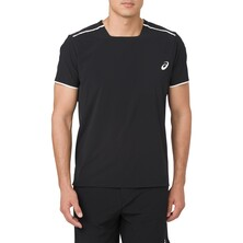Asics Gel Cool Short Sleeve Men's Top Black