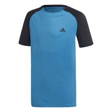 Adidas Boy's Club Tee Blue
