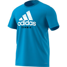 Adidas Category Graphic Men's T-Shirt Light Blue