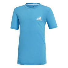 Adidas Boy's Escouade T-Shirt Blue