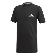 Adidas Boy's Escouade T-Shirt Black