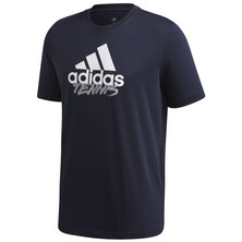 Adidas Men's Category Tennis Tee Navy