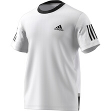 Adidas Club Men's Tee White Black