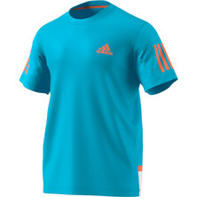 Adidas Club Men's Tee Turquoise Orange