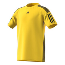 Adidas Barricade Boy's Tee Yellow Black