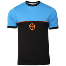 AWsome Black/Blue Turbo Tshirt