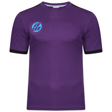 AWsome Purple Victory Slim Fit Tshirt