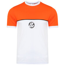 AWsome White/Orange Turbo Tshirt