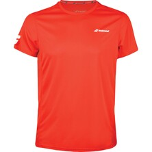 Babolat Core Flag Club Tee Men Fiery Red