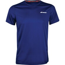 Babolat Core Flag Club Tee Men Estate Blue