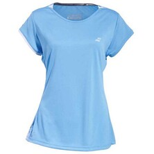 Babolat Girls' Performance Cap Sleeve Top Horizon Blue