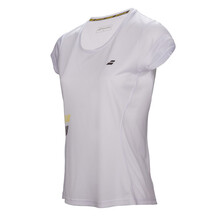 Babolat Core Flag Club Tee Girl White