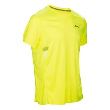 Babolat Core Flag Club Boy Tee Yellow