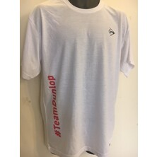 Dunlop Team Dunlop White T-Shirt