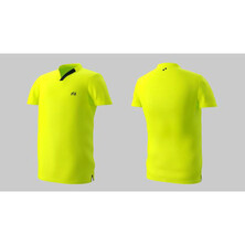 Eye Rackets Performance Line T-Shirt Neon Yellow Black