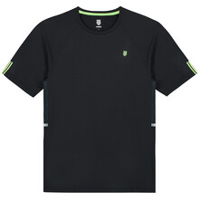 K-Swiss Men's Hypercourt Crew 2 Tee Black