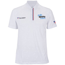 Limited Edition Tecnifibre / PDHSports F3 Polo White
