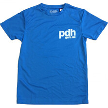 PDHSports Performance T-Shirt Blue