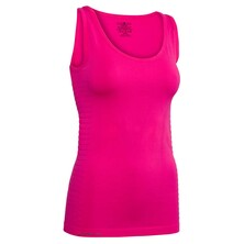 Pure Lime Seamless FB Tank Volcano Pink
