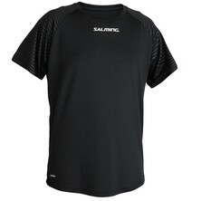 Salming Junior Granite Game Tee Black