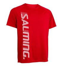 Salming Junior Training Tee 2.0 Red