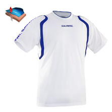 Salming Men's Rex Jersey White Royal