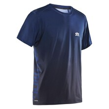 Salming Men's Beam Tee Navy Black