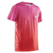 Salming Men's Beam Tee Pink Red