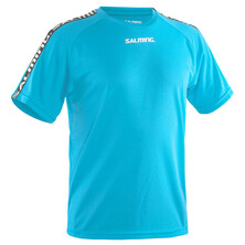 Salming Men's Training Shirt Aqua