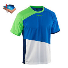 Salming Active Men's Tee Lizard Royal Blue