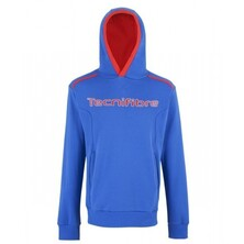 Tecnifibre Girls Hoody Fleece Blue