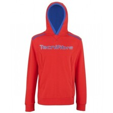 Tecnifibre Men's Hoody Fleece Red