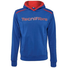 Tecnifibre Men's Hoody Fleece Blue