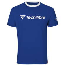 Tecnifibre Junior Cotton Tee 2020 Royal Blue
