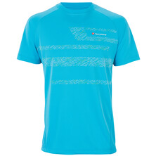 Tecnifibre F2 Airmesh Men's Shirt Cyan