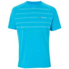 Tecnifibre F1 Stretch Shirt Boys Cyan