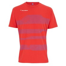 Tecnifibre F1 Stretch Men's Shirt Red 2017