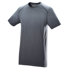 Wilson Men's F2 Seamless Crew Flint Ebony