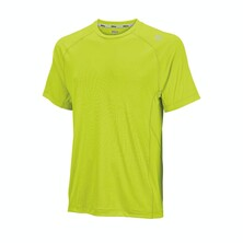Wilson Men's Embossed Crew Solar Lime