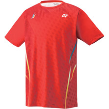 Yonex Men's 16392 Lin Dan T-Shirt Orange